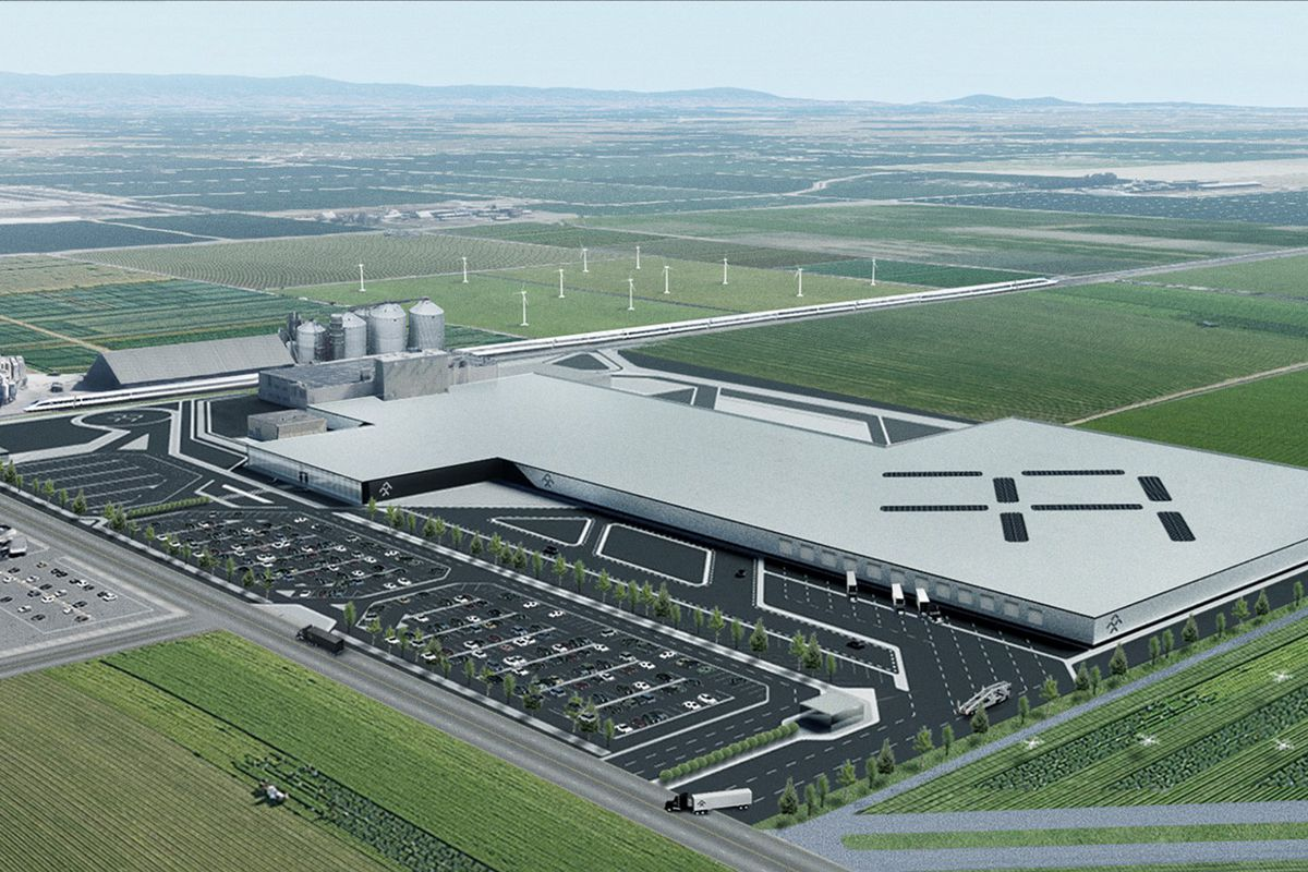 Faraday Future Leases Central California Factory In Attempt To Keep Its Electric Car Dreams Alive