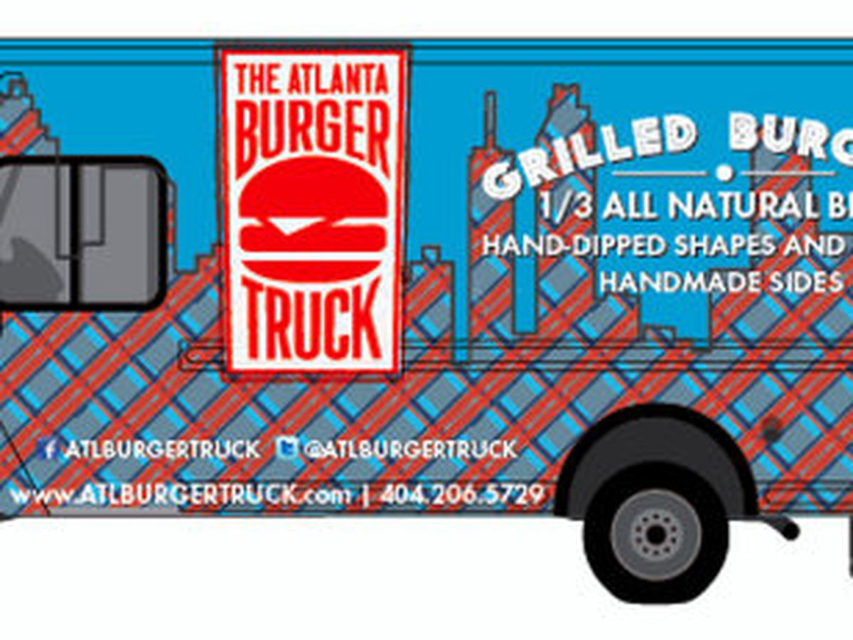The Atlanta Burger Truck, coming soon.