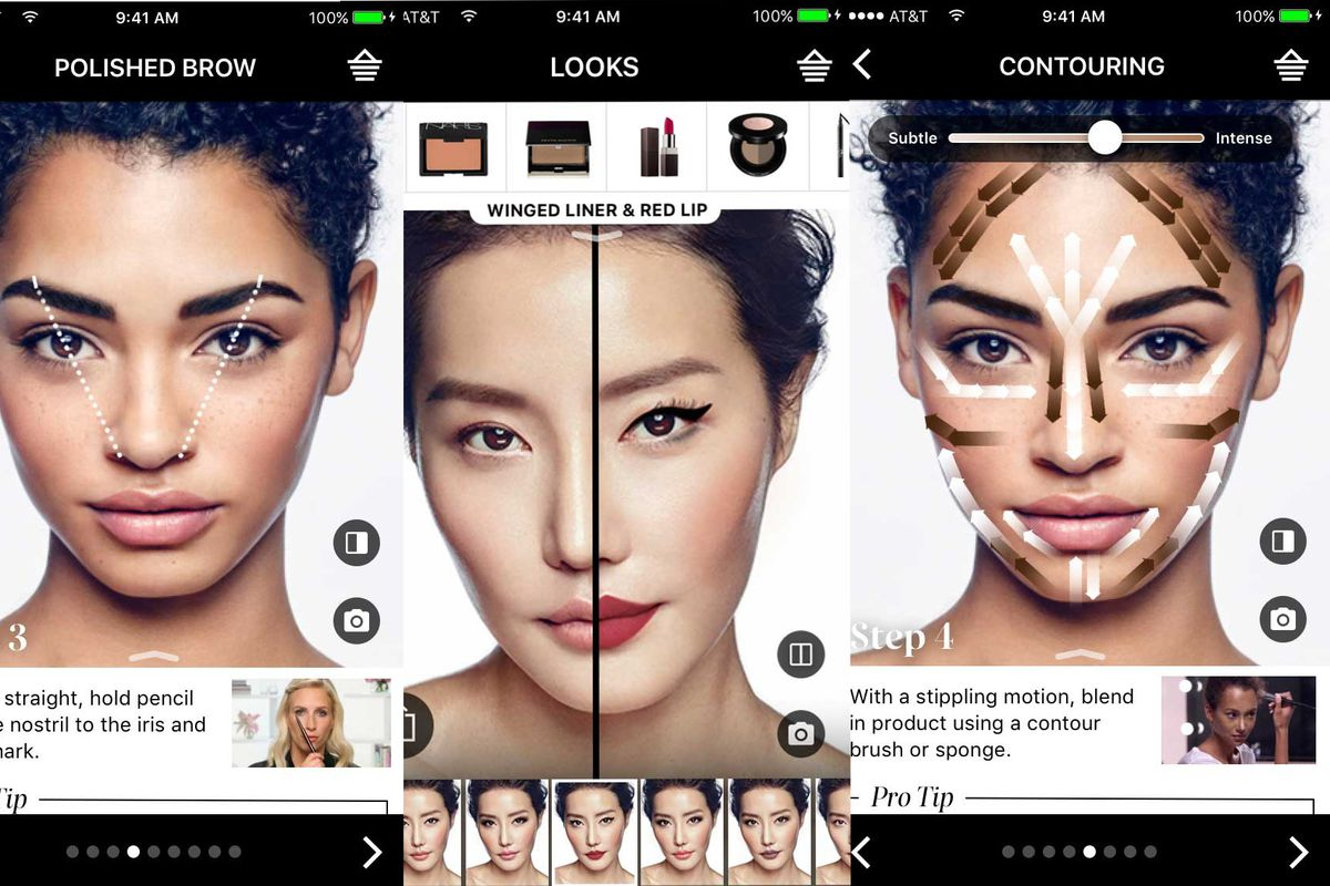 Sephora S Latest App Update Lets You Try Virtual Makeup On