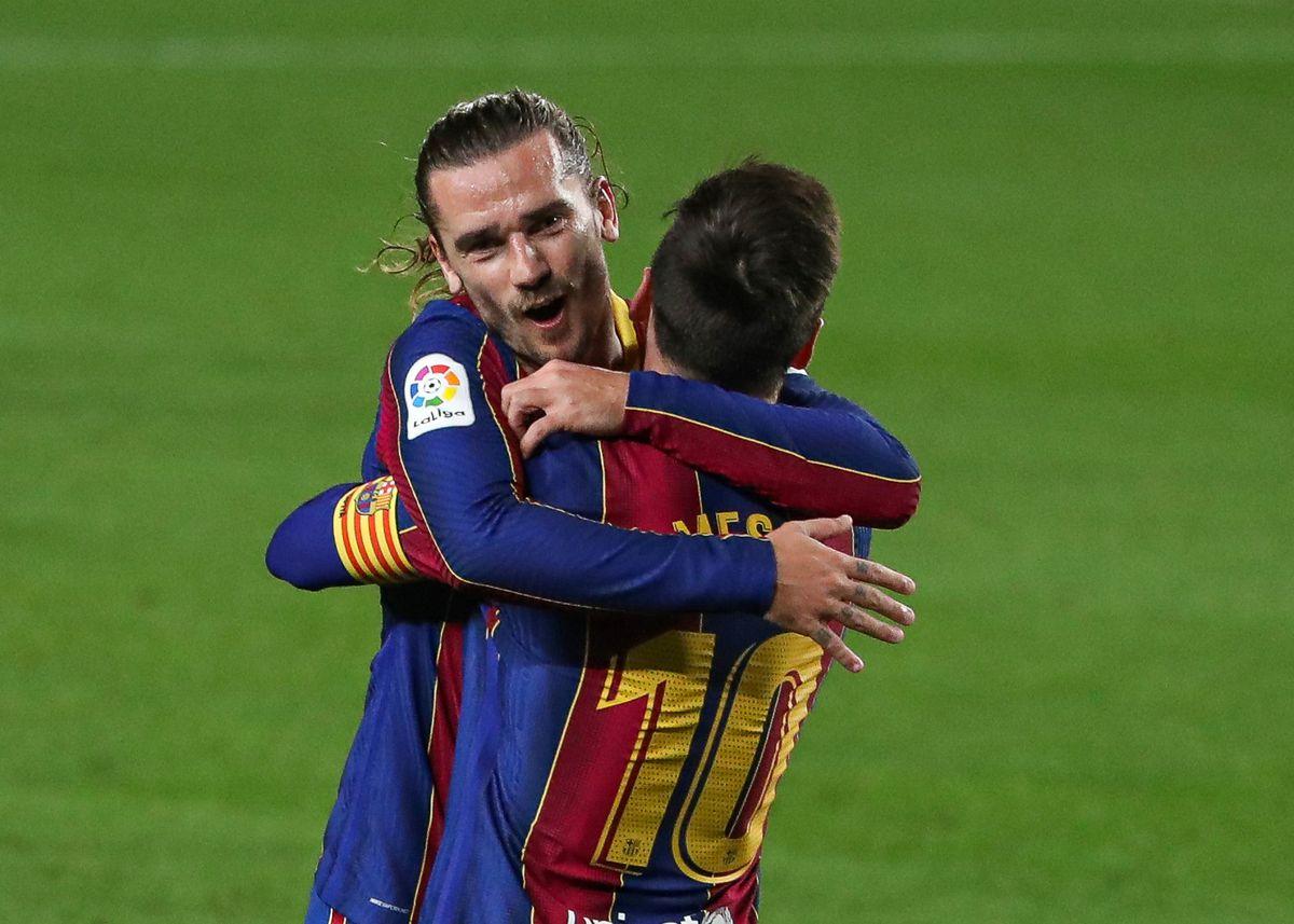 SPAIN-BARCELONA-FOOTBALL-SPANISH LEAGUE-BARCELONA VS SD HUESCA