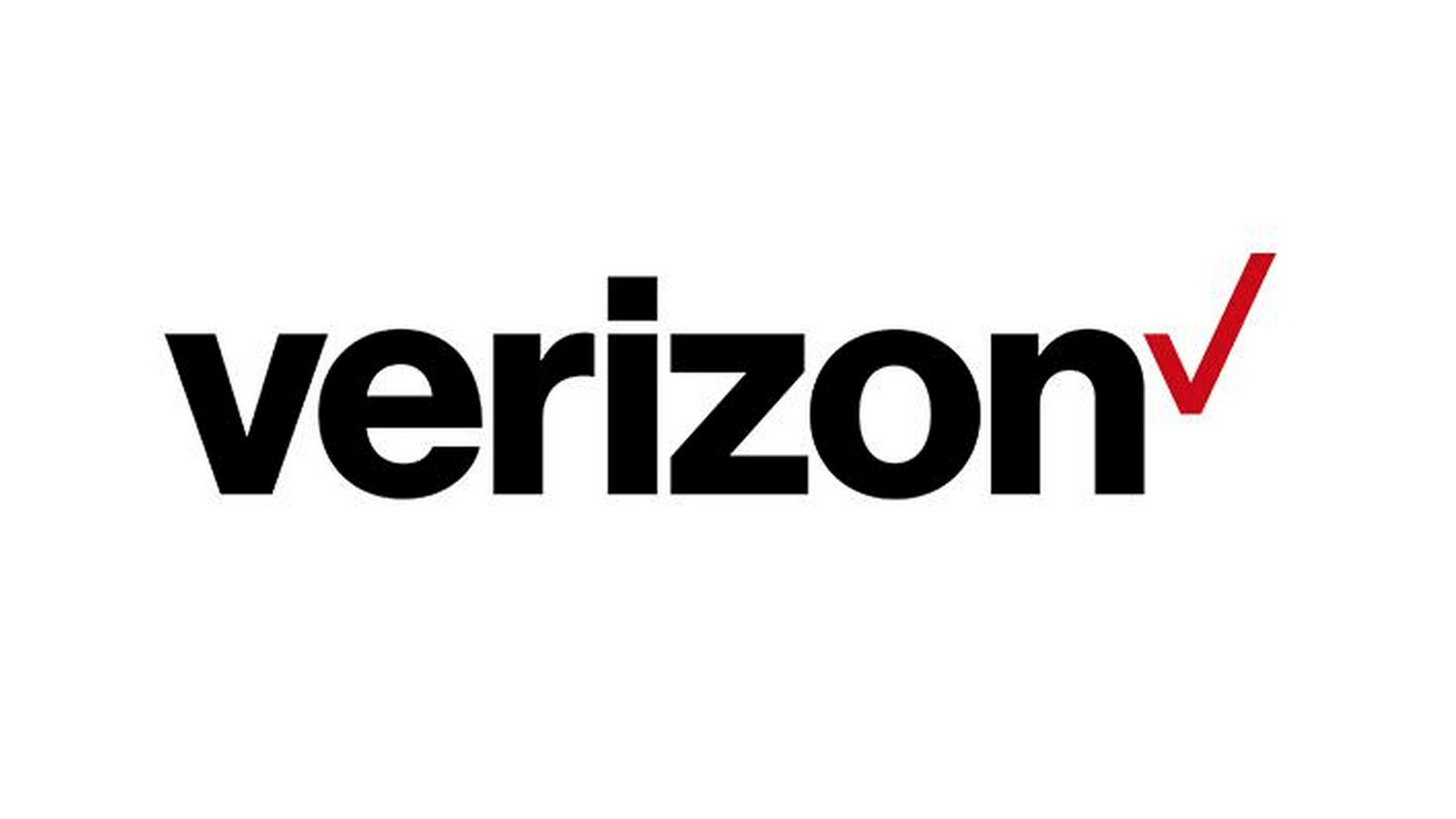 verizon just unveiled a new logo