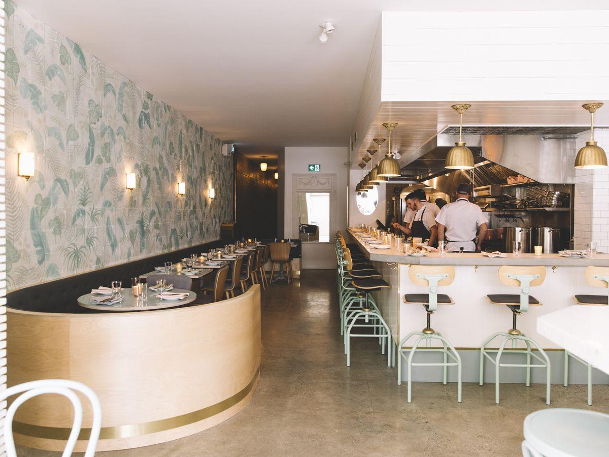 Grey Gardens restaurant