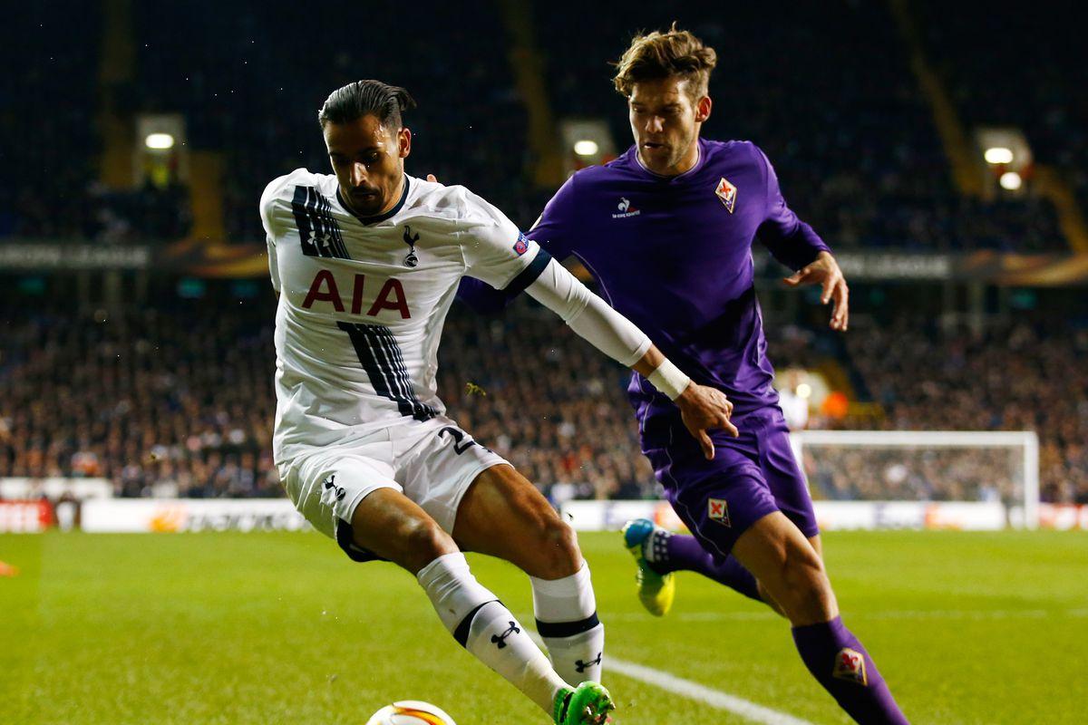 Tottenham Hotspur v Fiorentina - UEFA Europa League Round of 32: Second Leg