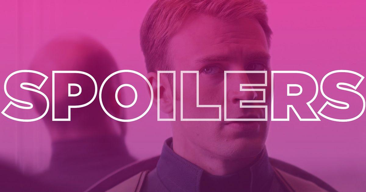 Avengers: Endgame elevator scene is a Captain America controversy