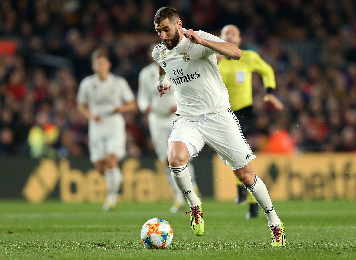 Karim Benzema - Real Madrid - UEFA Champions League