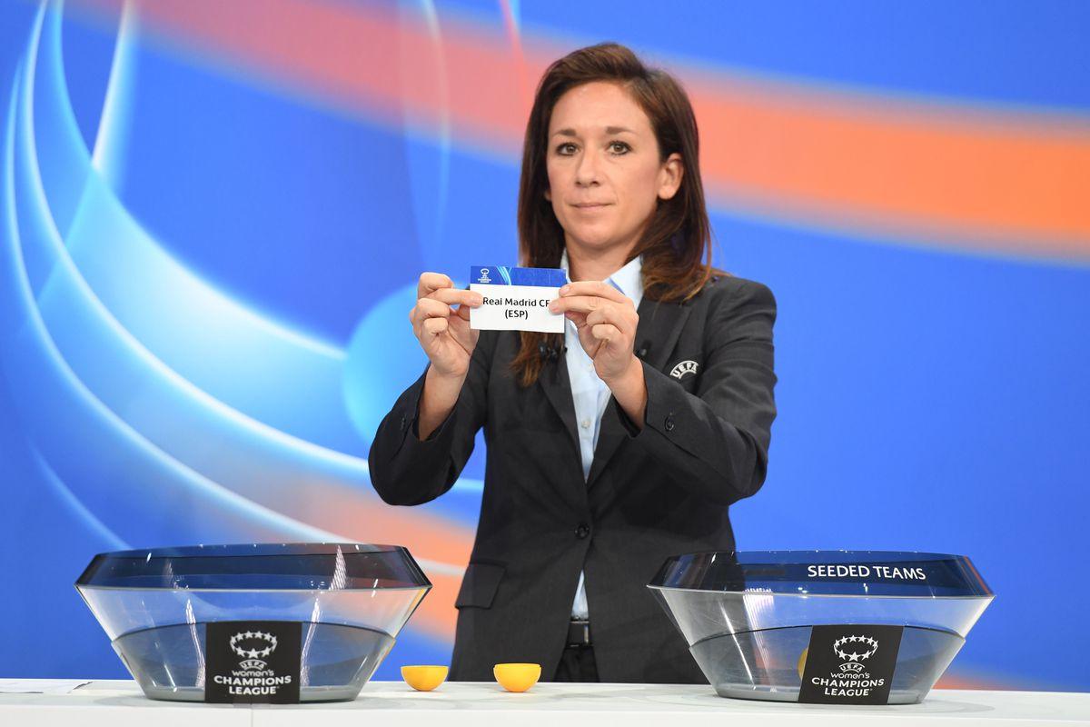 UEFA Women's Champions League 2021/22 Round 2 Draw