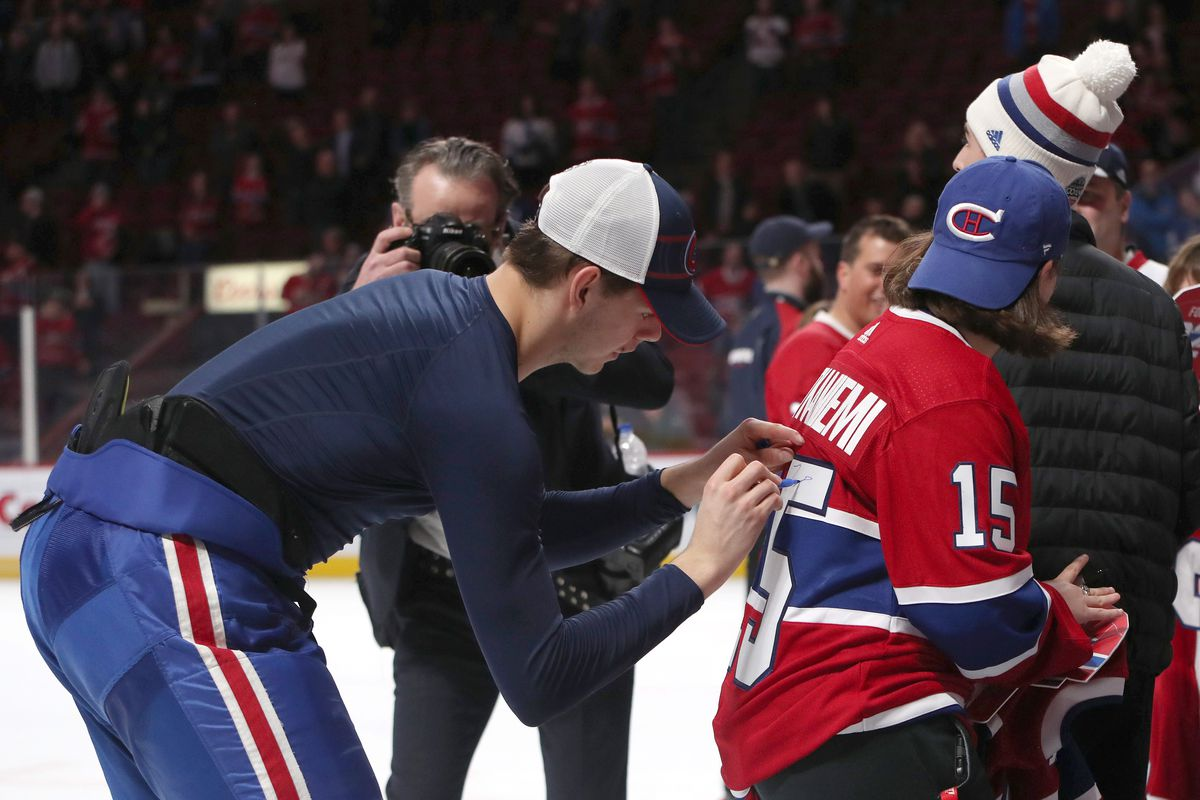 Habs Headlines: Canadiens' future is full of promise - Eyes On The Prize
