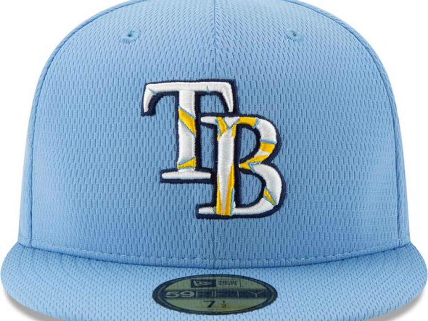 The Rays 2020 Batting Practice Caps Are Here Draysbay