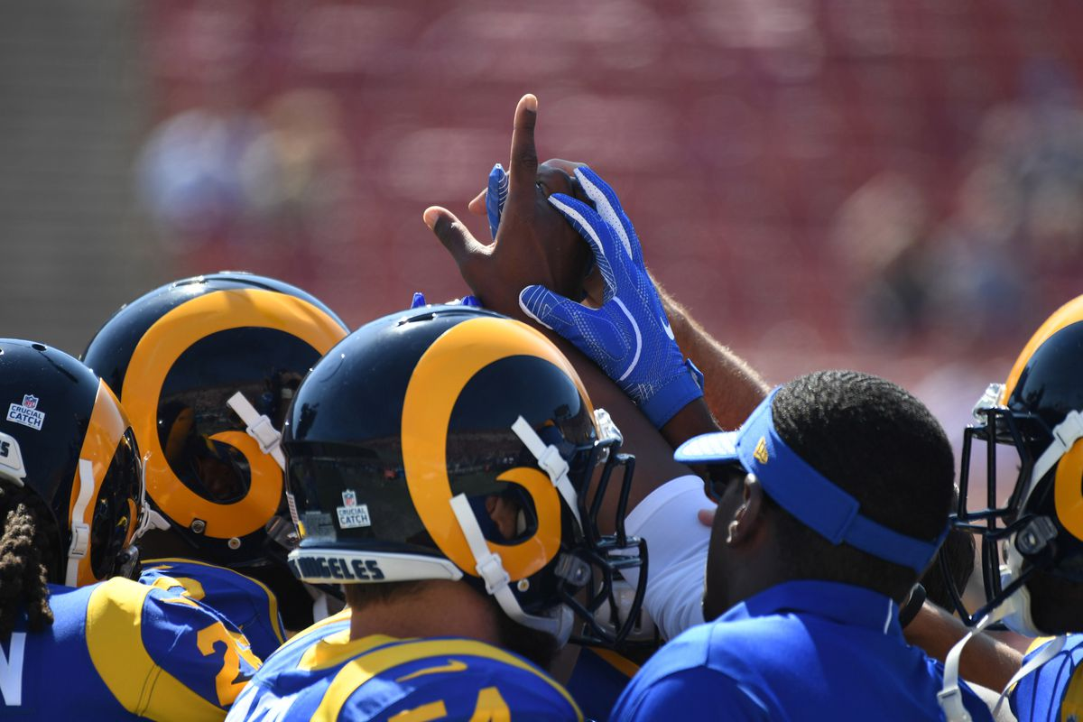 Post 2018 Nfl Draft Los Angeles Rams Depth Chart Review 53 Man Roster Projection