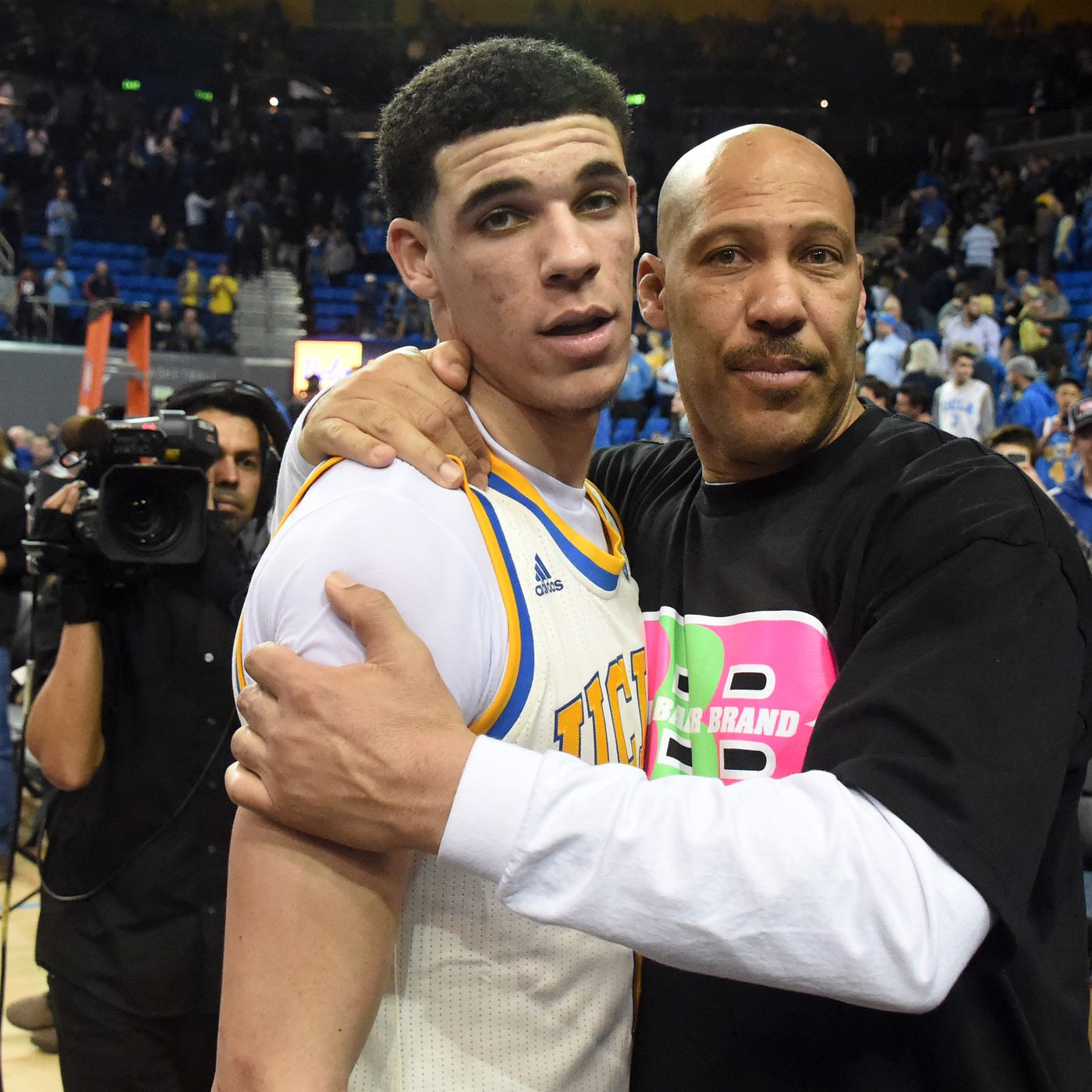 best website ff63d fb6b5 Lavar Ball wants you to pay more for Lonzo s first sneaker than the LeBron  XIV
