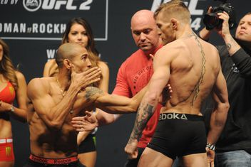 Jose Aldo Vs Mcgregor