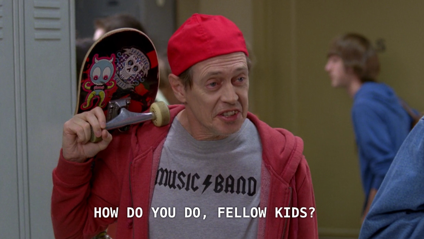 How do you do, fellow kids' has become the 'how do you do, fellow ...