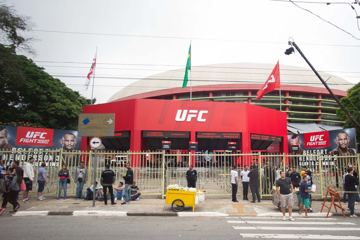 UFC dates for Abu Dhabi PPV event, two Fight Night shows in South America revealed