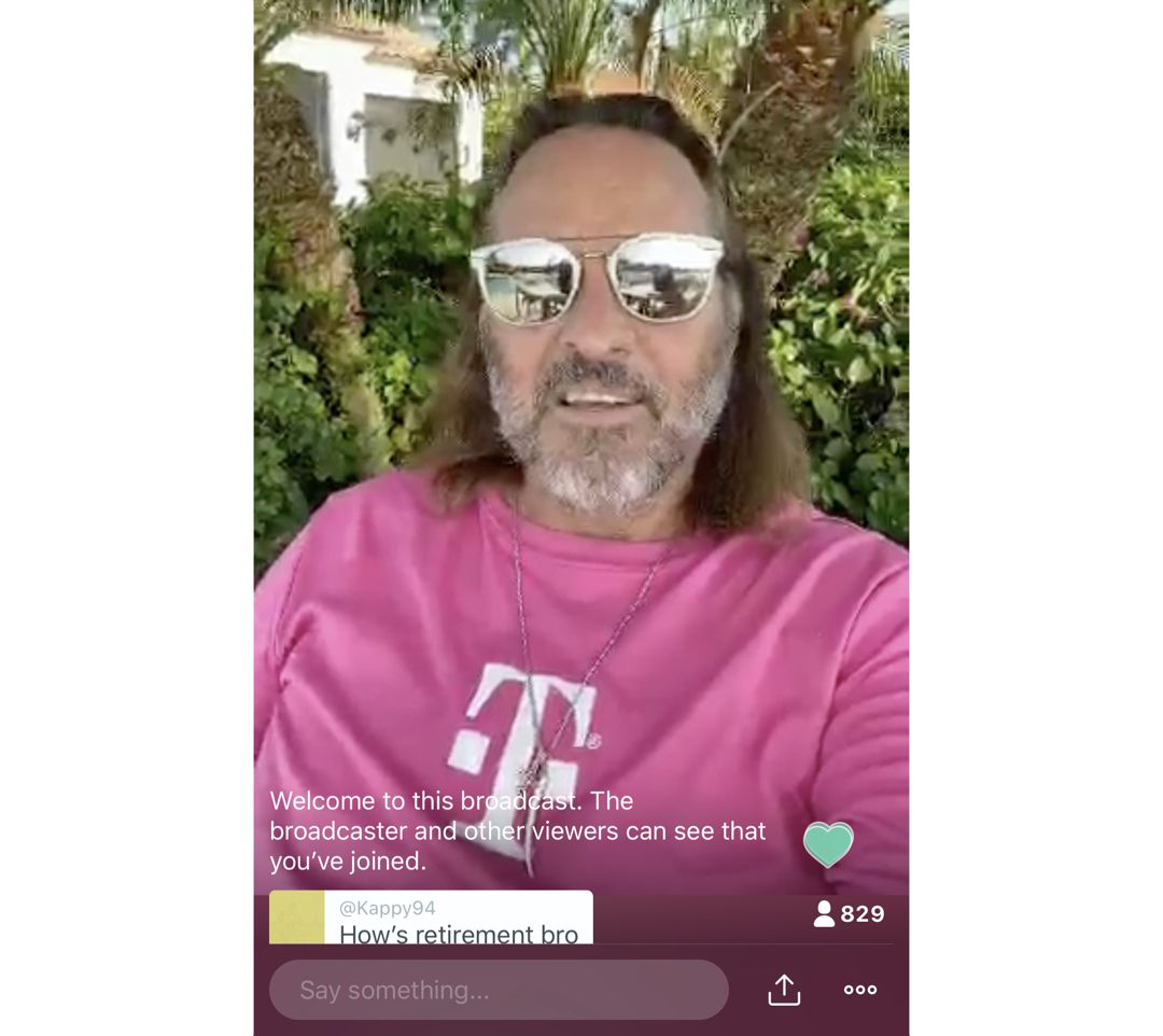 John Legere Resigns From T Mobile Board Of Directors To Pursue