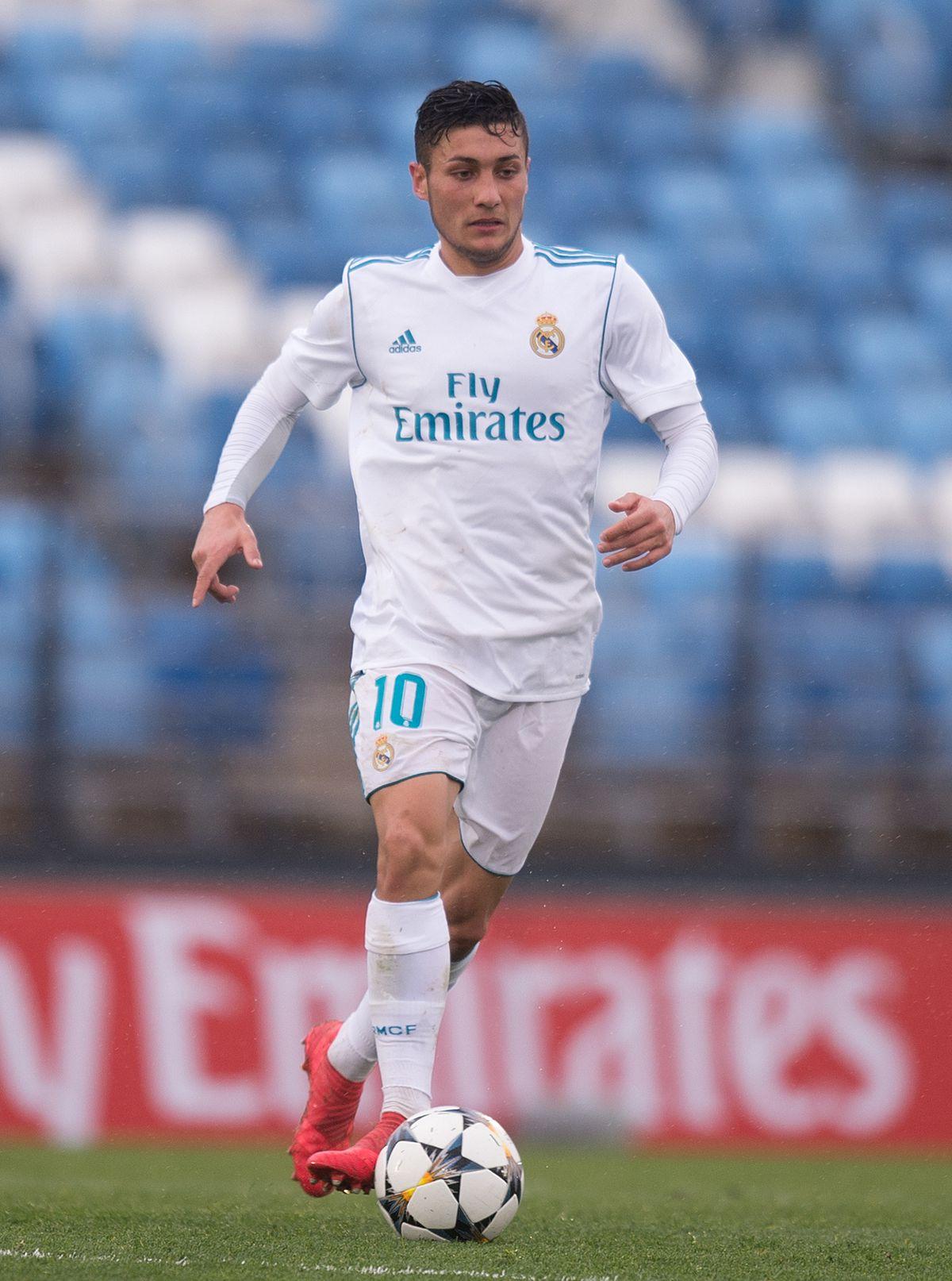 Real Madrid v Chelsea - UEFA Youth League: Quarter-final