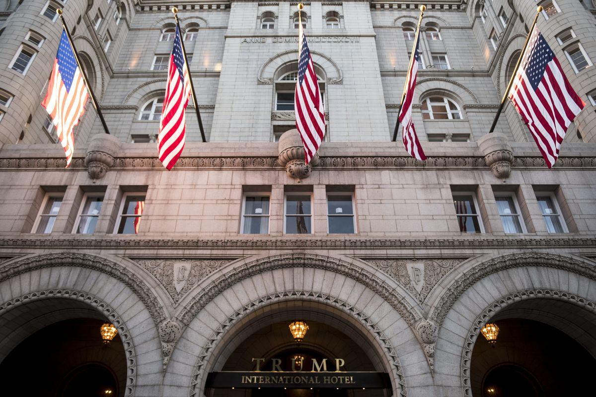 Trump International Hotel Opening