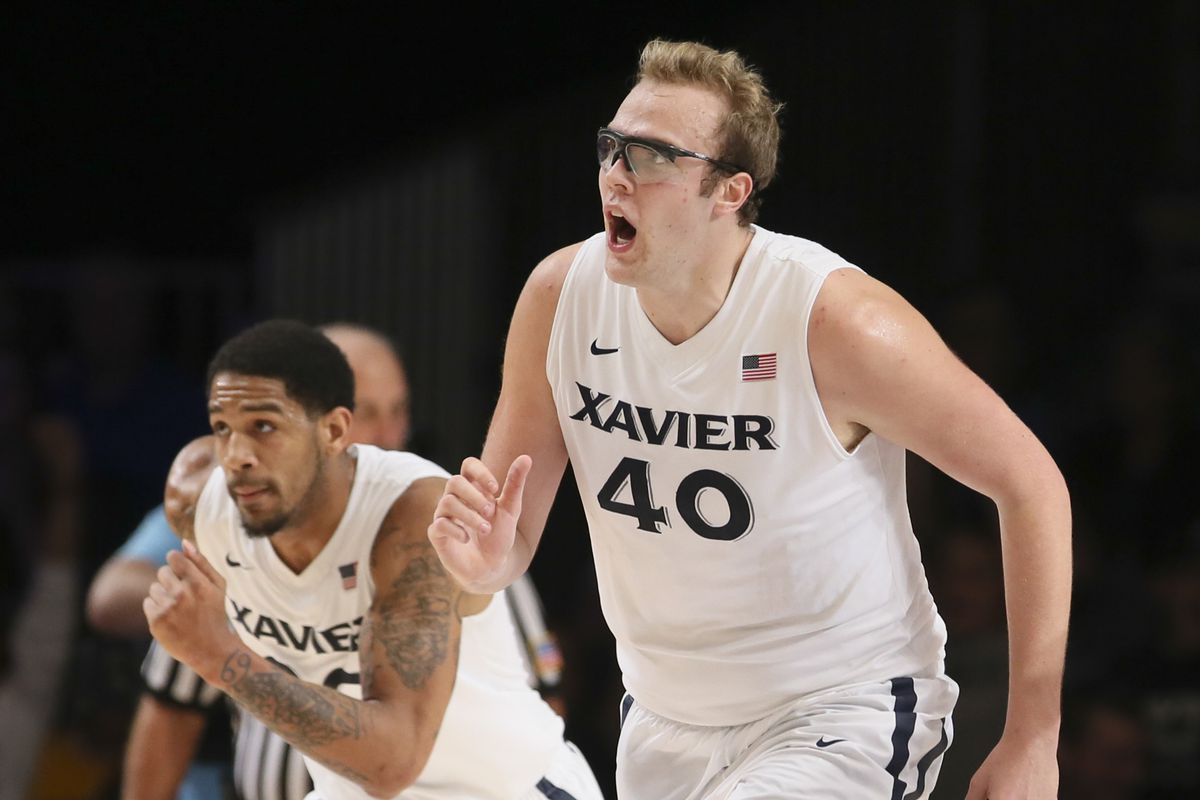This guy could well be the key for Xavier at both ends today.