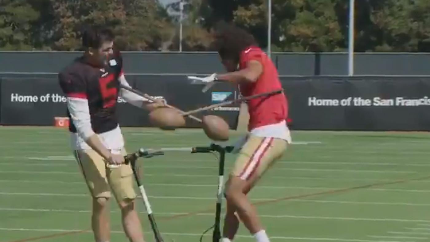 49ers training camp: The rookie hype train set a high bar