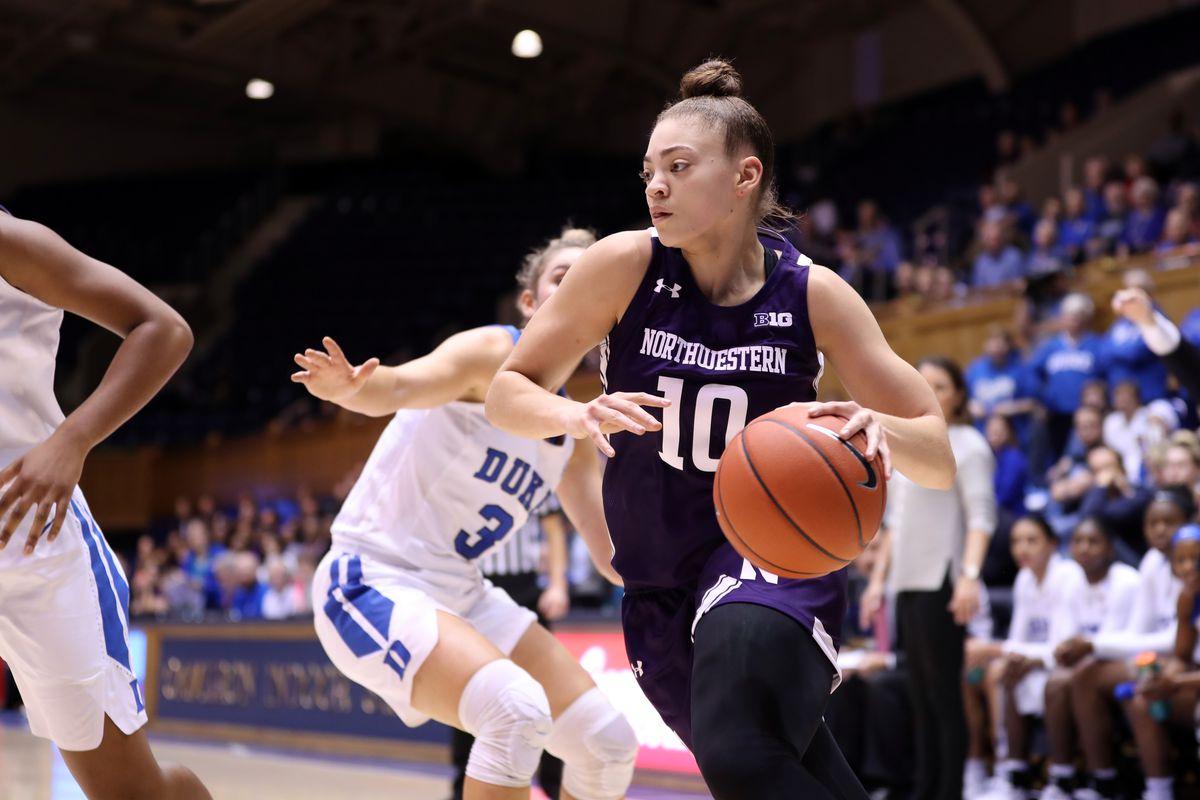 Northwestern battles through adversity to rebound from DePaul loss