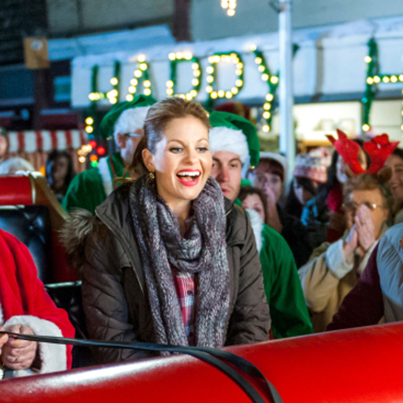 Enchanted Christmas Hallmark.12 Mostly Holiday Movies Filmed In Utah Deseret News