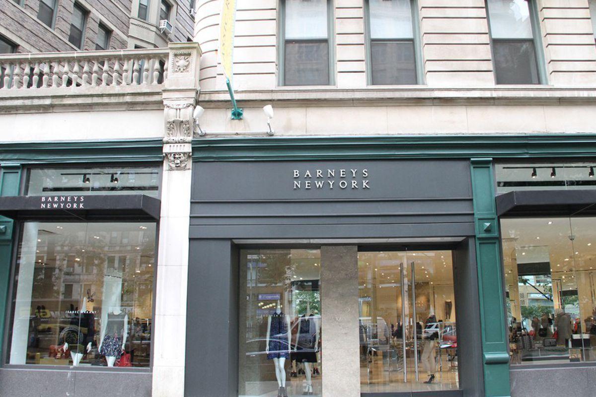 "Image via <a href=""http://www.wwd.com/retail-news/department-stores/barneys-new-york-unites-stores-under-one-banner-7063503?src=nl/mornReport/20130724"">WWD</a>"