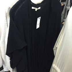 Lauren Manoogian long sweater, $80