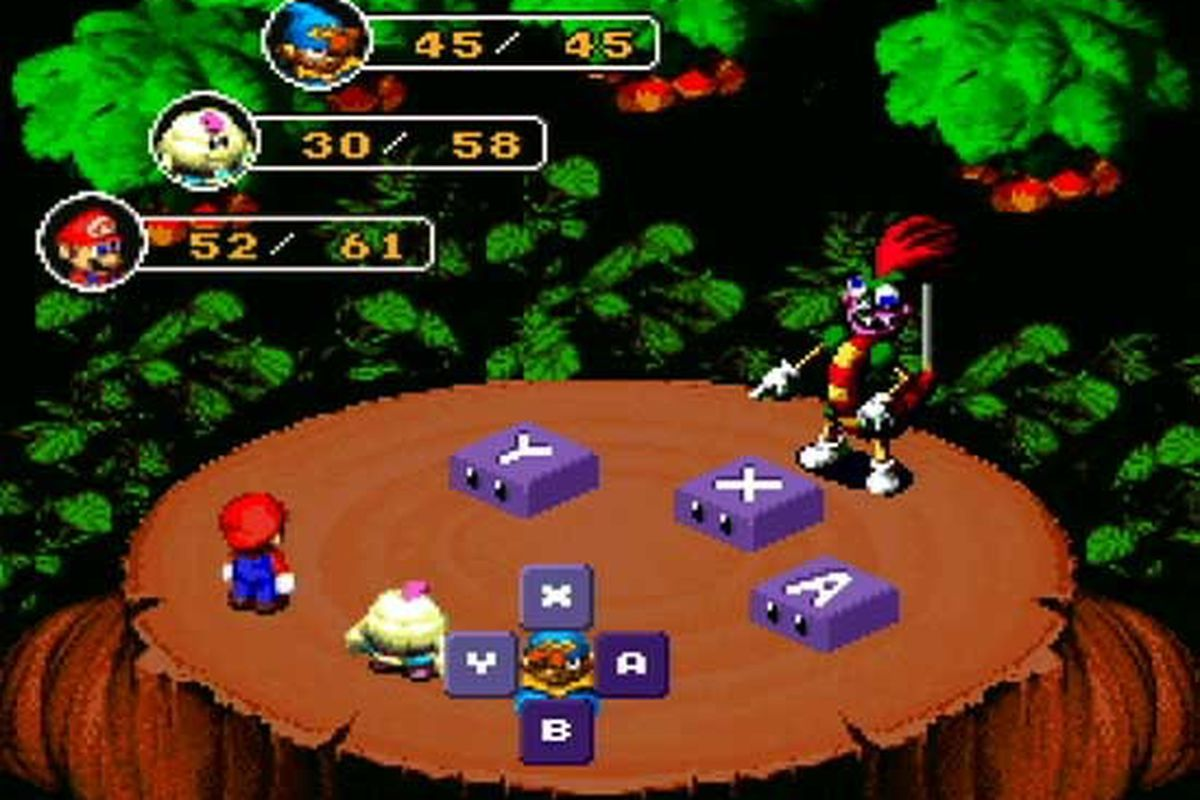 super mario rpg featured in this month s club nintendo rewards polygon