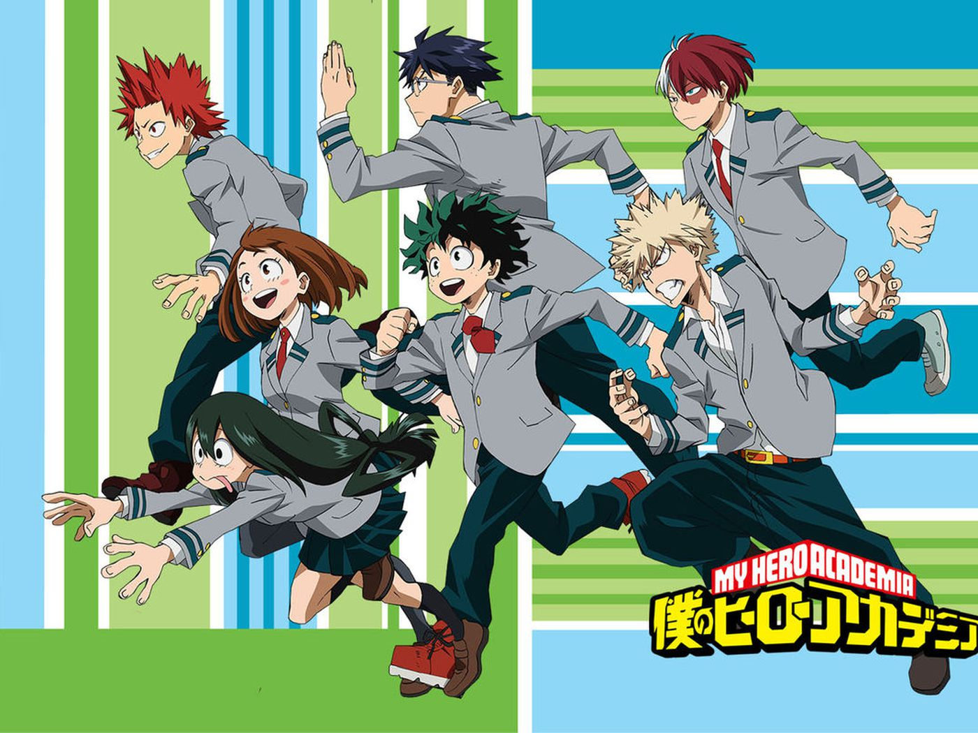 My Hero Academia What You Need To Know About The Biggest