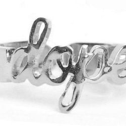 """Dope ring, <a href=""""http://www.shopyounglove.com/products/dope-ring-1"""">$88</a> at Young Love"""