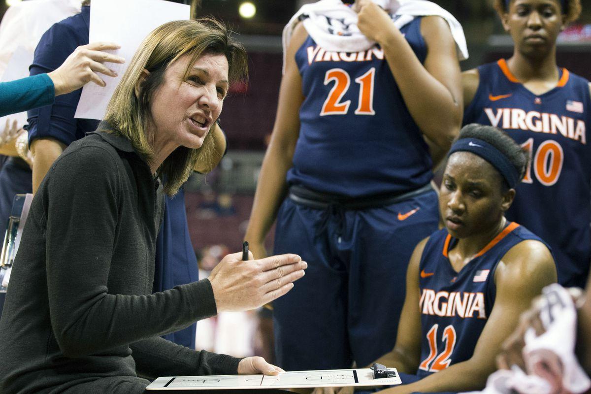NCAA Womens Basketball: Virginia at Ohio State