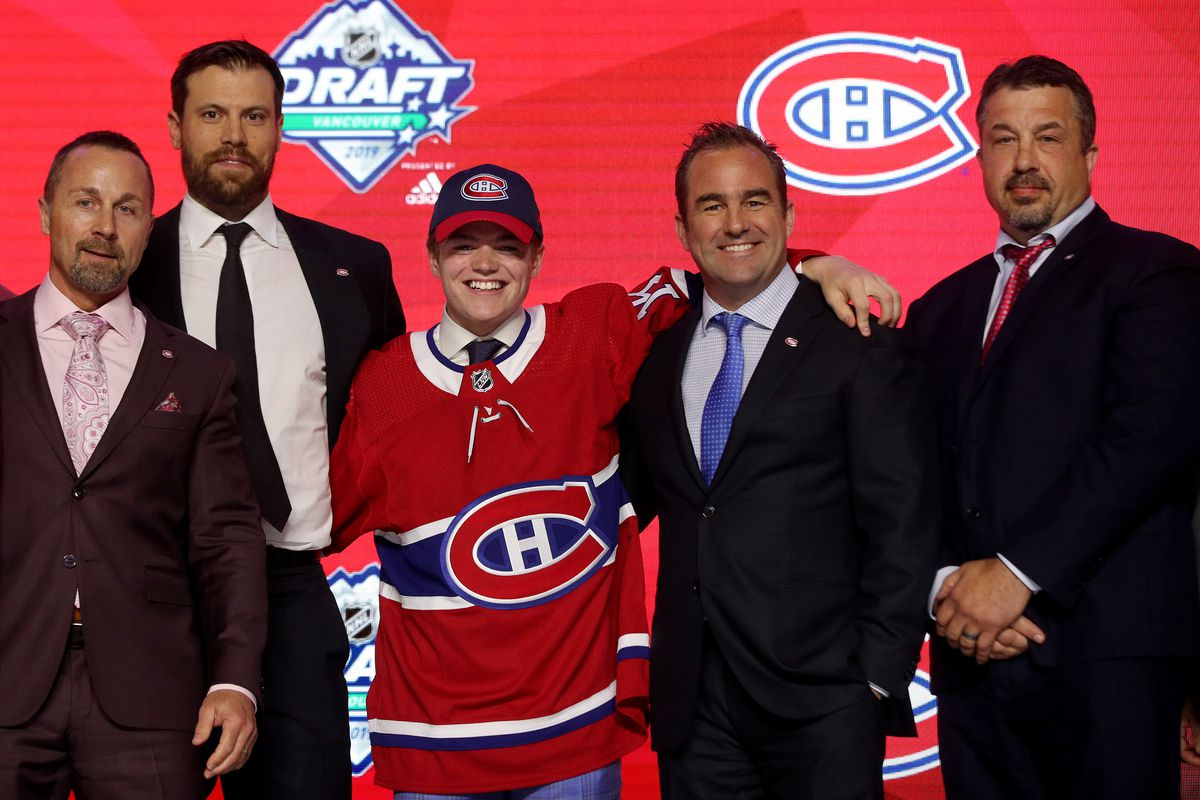 Meet your 2019 Montreal Canadiens draft class
