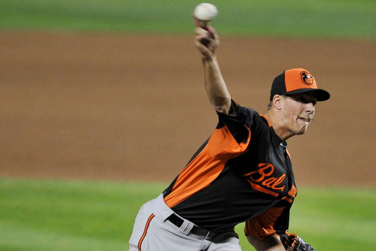 Kevin Gausman will get another chance to prove he is MLB-ready.