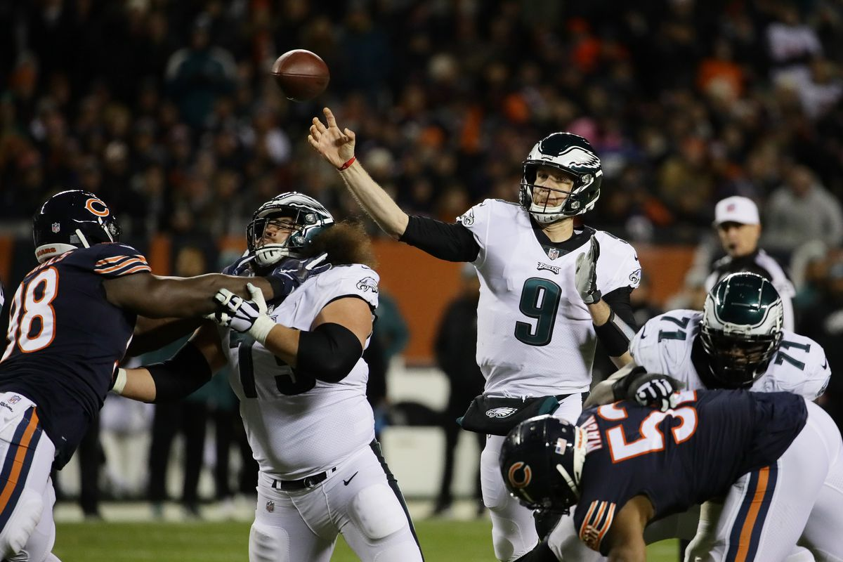 pick up 13c02 05941 The legend continues: Nick Foles leads Eagles to playoff win ...