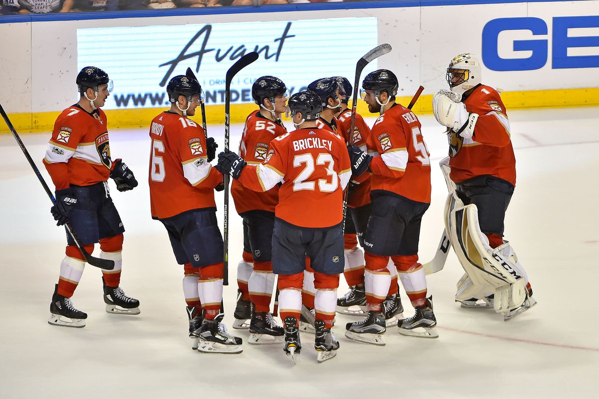 31 steps for the florida panthers to win the stanley cup litter jasen vinlove usa today sports geenschuldenfo Image collections