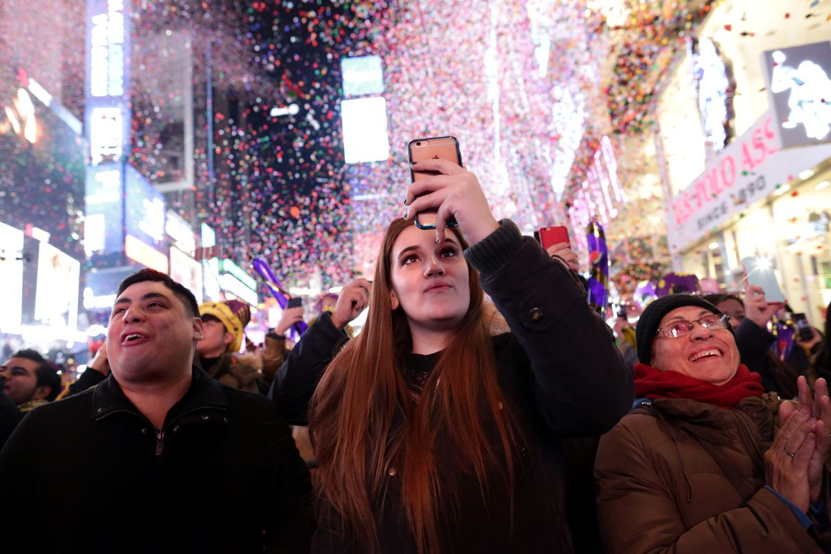 When Is The New Years Eve Ball Drop In Times Square