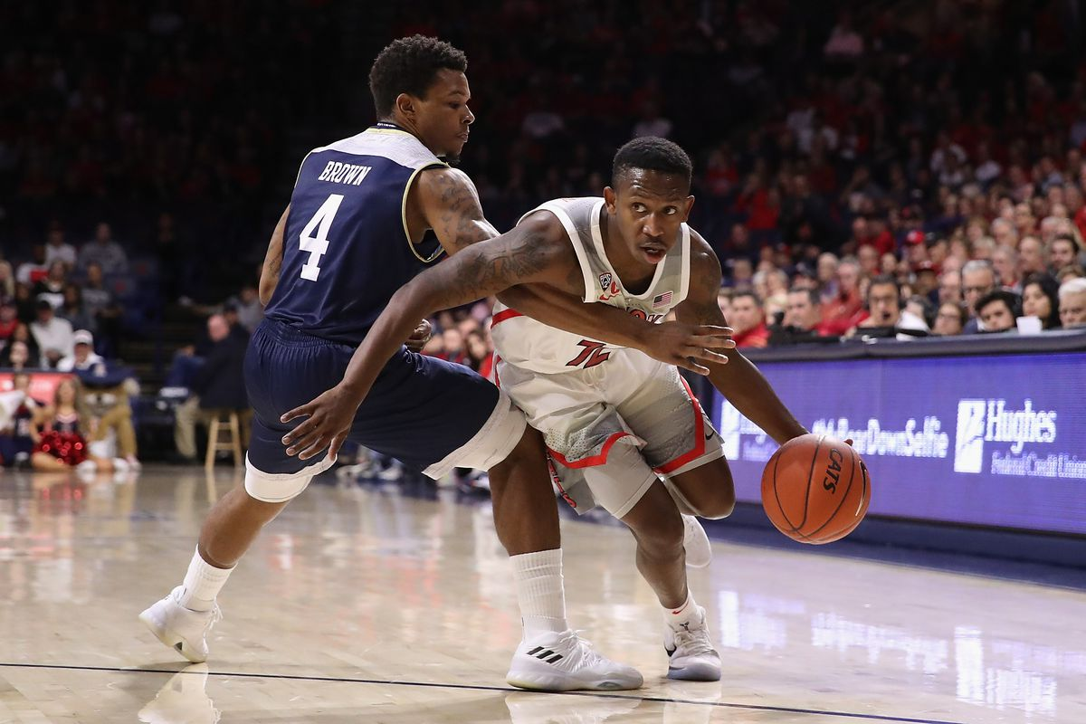 justin-coleman-arizona-wildcats-point-guard-film-study-college-basketball