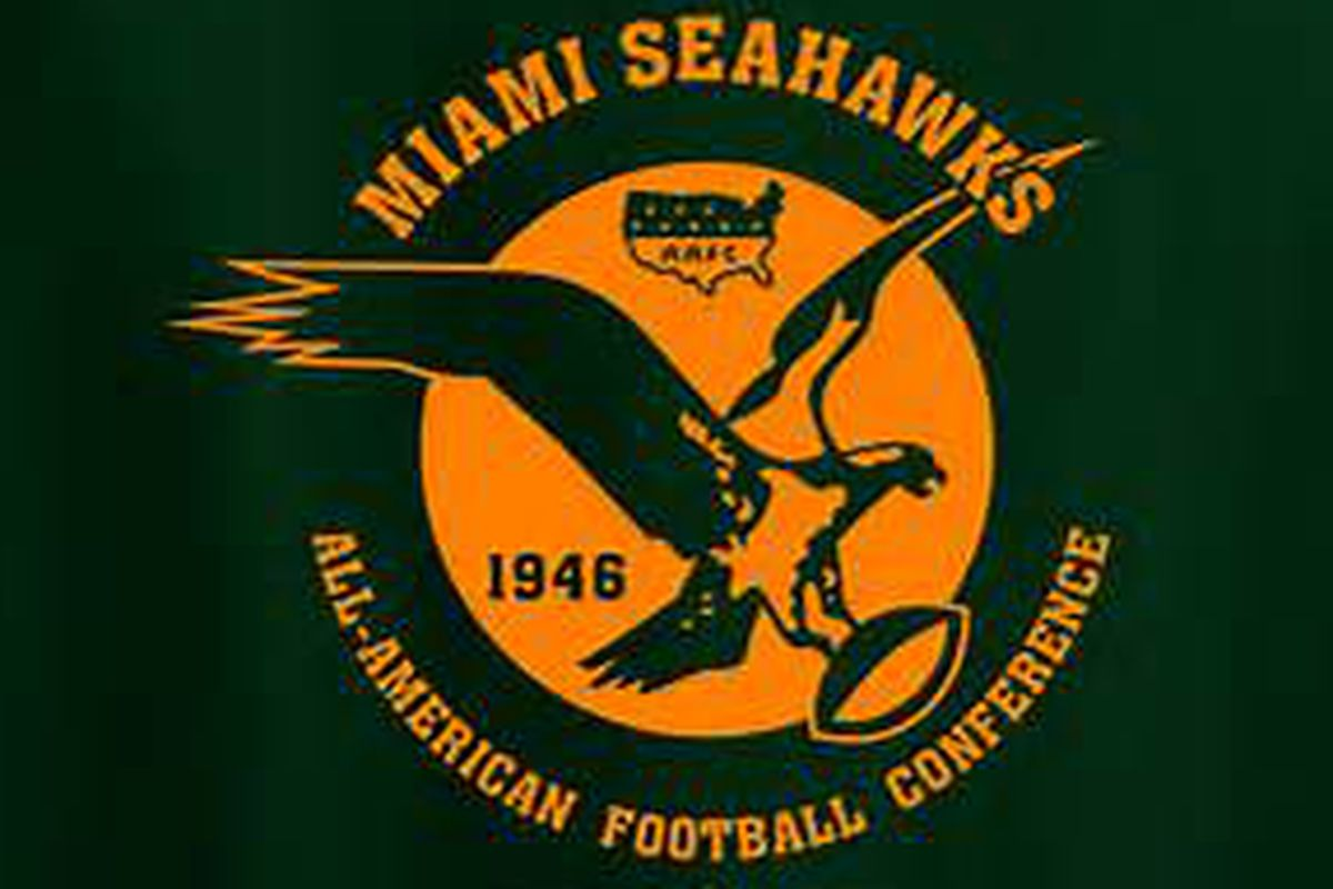 miami seahawks jersey