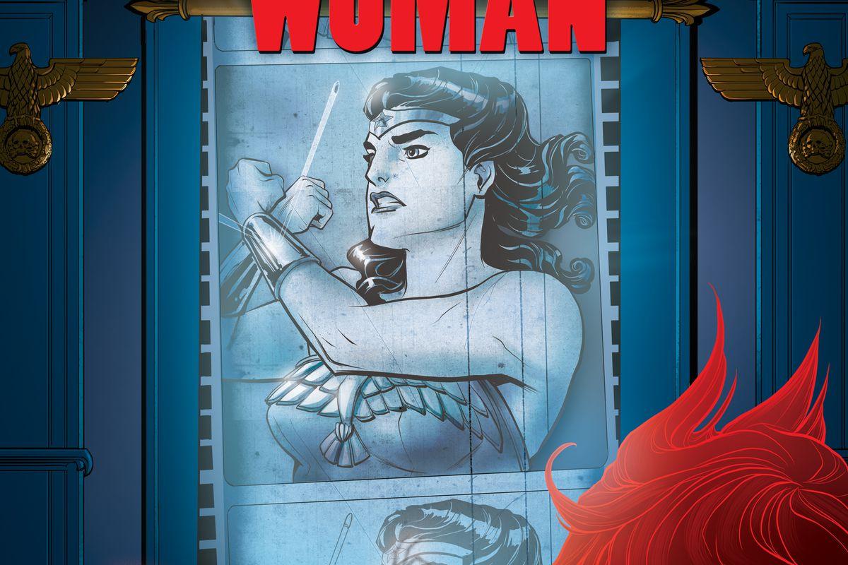 The Legend of Wonder Woman.