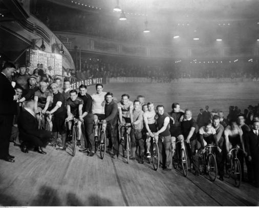 Berlin Six Day Race 1929