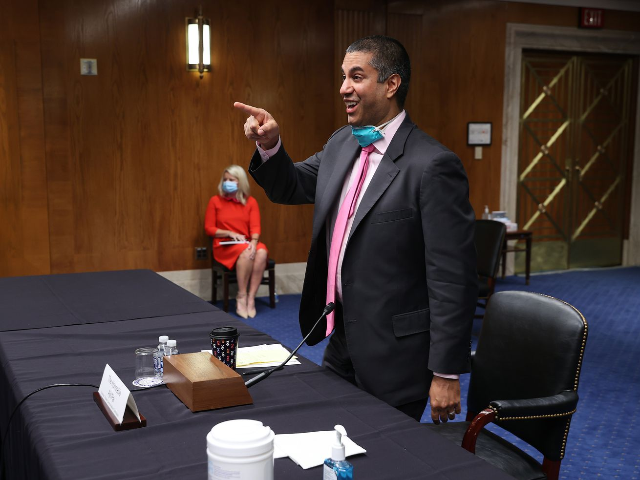 Ajit Pai, Trump's FCC chair who repealed net neutrality, is leaving on January 20