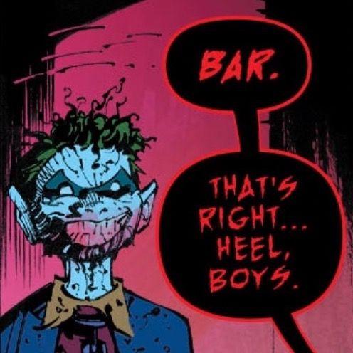 The Batman Who Laughs calls his Robins to heel in Batman: Metal #2