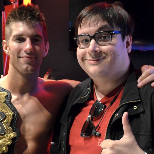 Zack sabre jr. and i.