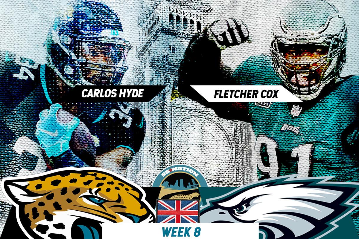 sports shoes 016a2 8e9b1 Jacksonville Jaguars vs. Philadelphia Eagles primer: Key ...