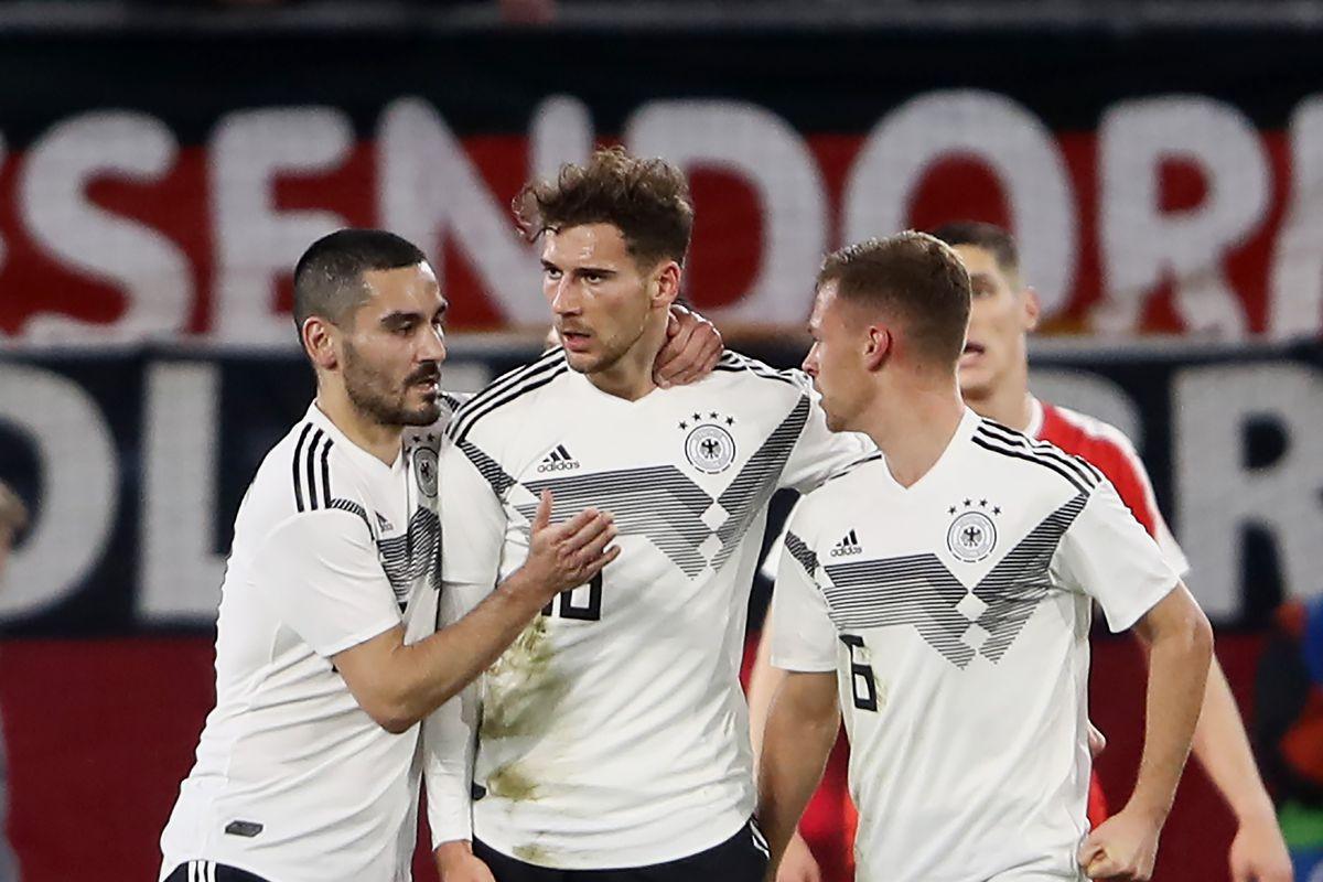 Germany v Serbia - International Friendly