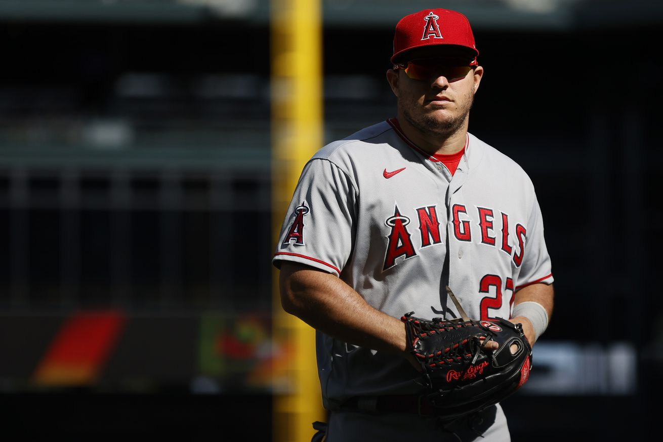 Los Angeles Angels v Seattle Mariners