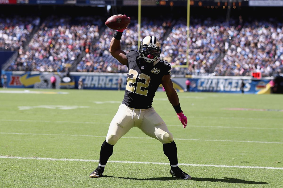 Saints  three-headed monster at running back taking shape - Canal ... e576e7370