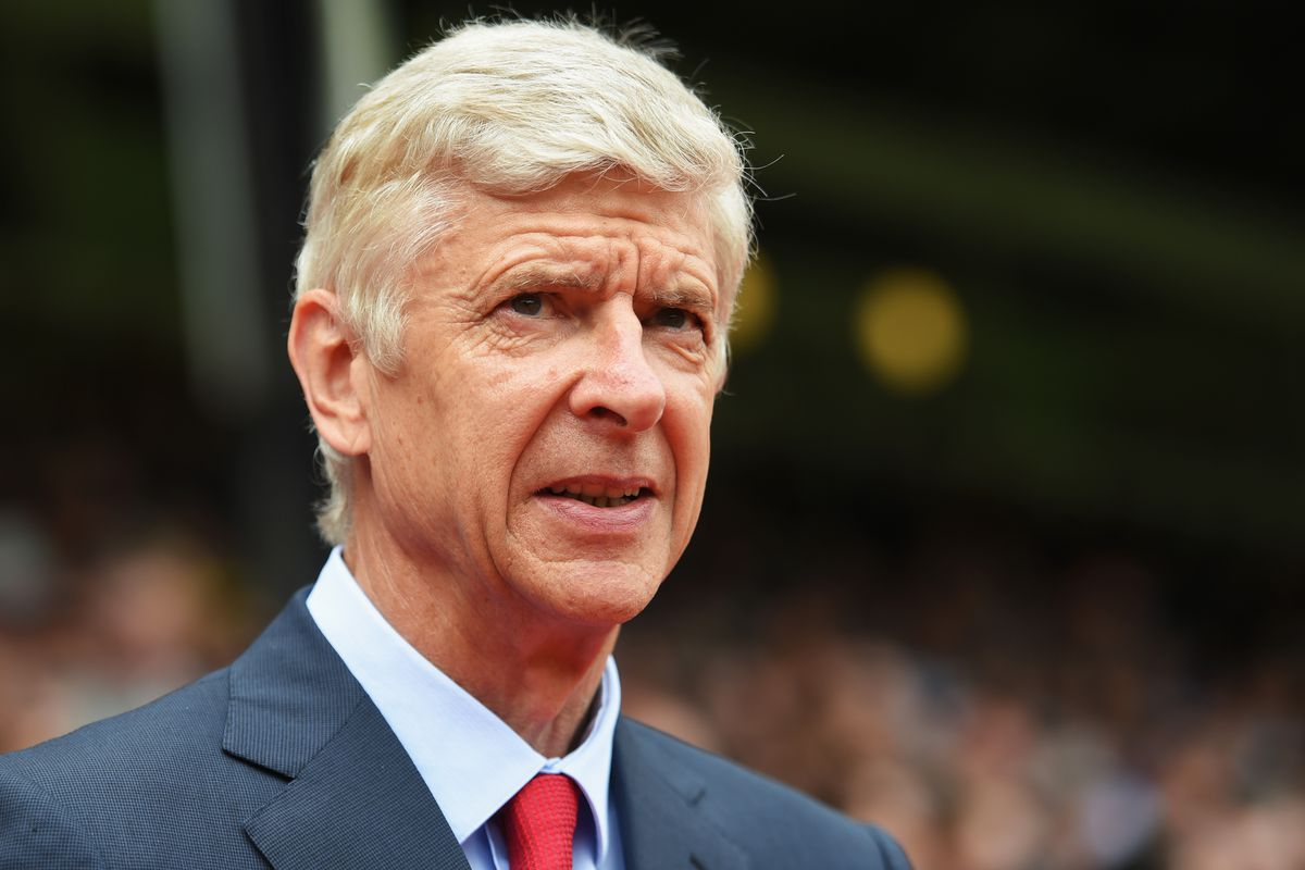 Wenger wants to know what's on your mind