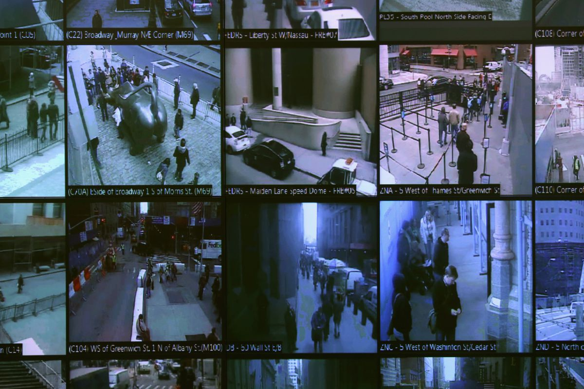 Facial recognition becoming a major public space issue - Curbed