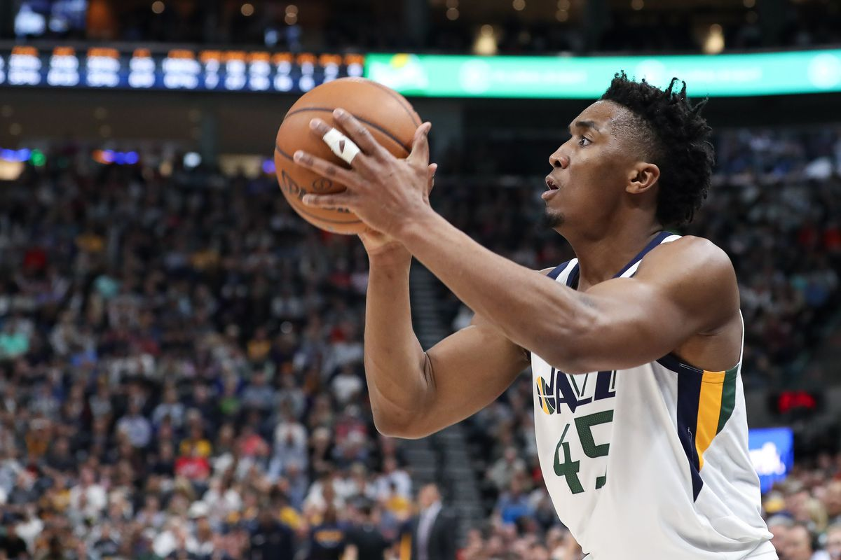 Nba Icymi Donovan Mitchell Vs Ben Simmons A War Of Word The Ringer