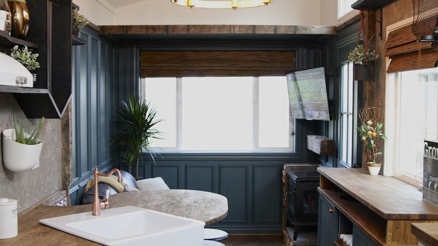 Craftsman Tiny House Goes Big On Details Curbed